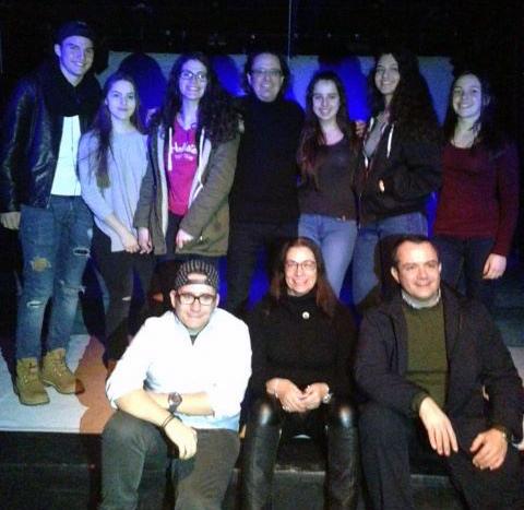 DGT, Deutsch-Griechisches Theater, Jugendarbeit
